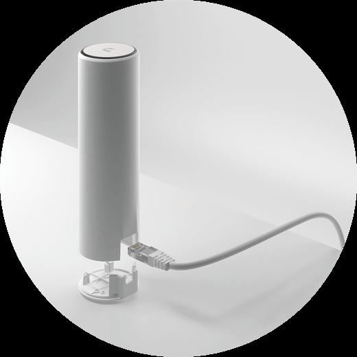 UniFi FlexHD-desktop-mount